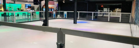 Megazone Manosque - Patinoire