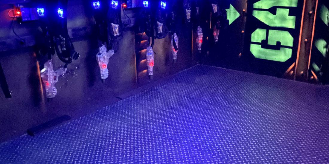 Megazone Manosque - Laser Games