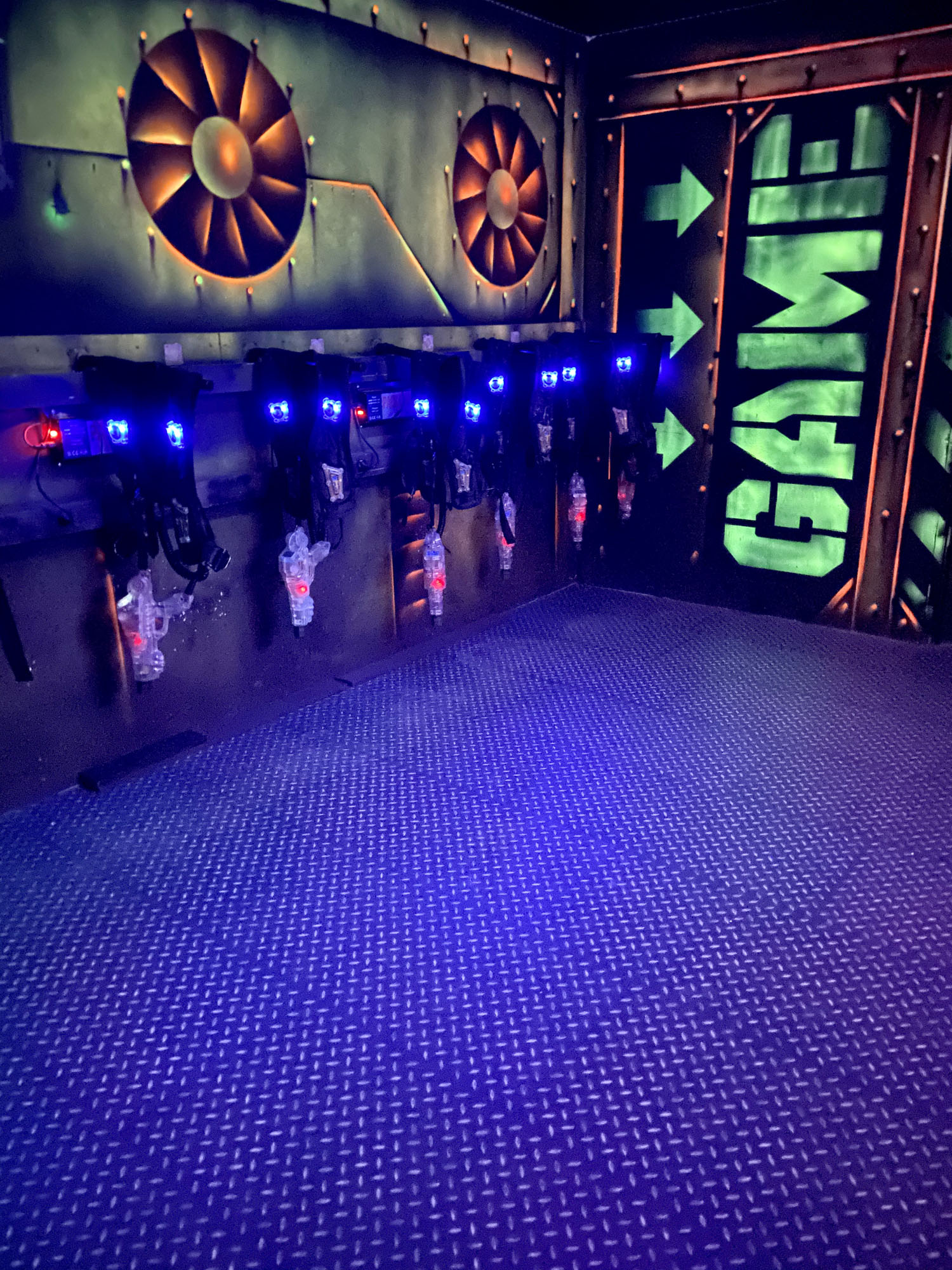 Megazone Manosque - Laser Games