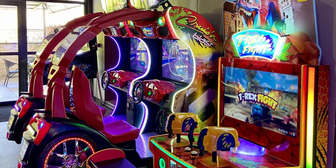 Megazone Manosque - Salle de jeux